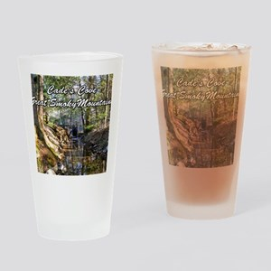 Great Smoky Mountains Calendar Drinking Glass