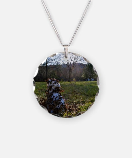 Great Smoky Mountains Calend Necklace