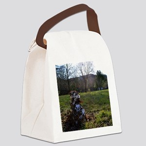 Great Smoky Mountains Calendar Canvas Lunch Bag