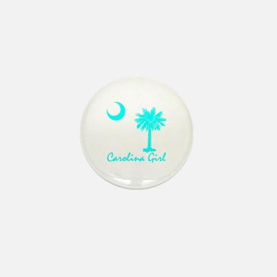Carolina Girl Mini Button