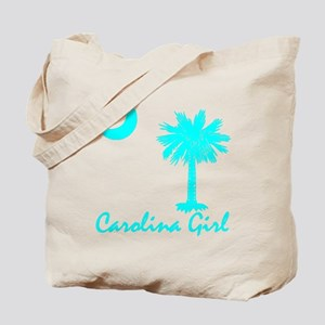 Carolina Girl Tote Bag