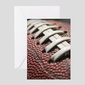 Football  2 Greeting Card