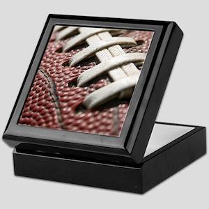 Football  2 Keepsake Box