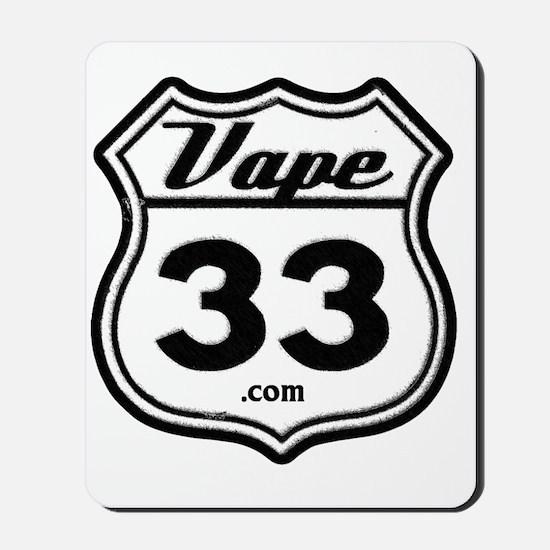 Vape33.com Mousepad