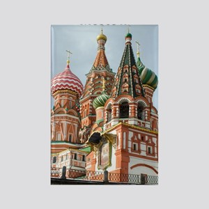 Moscow_2.41x4.42_iPhone3GHardCase Rectangle Magnet