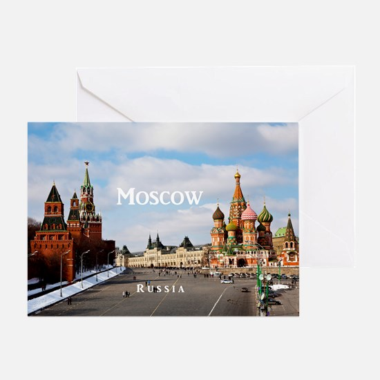 Moscow_17.44x11.56_LargeServingTray_ Greeting Card