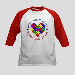 Early Intervention Teachers R Kids Baseball Jersey