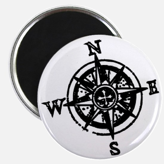 Large compass Magnet