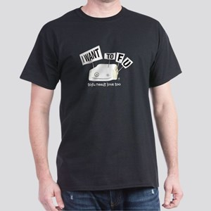 I want tofu! Dark T-Shirt