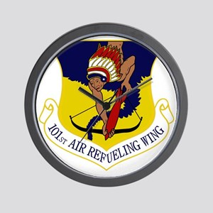 101st ARW Wall Clock
