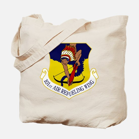101st ARW Tote Bag
