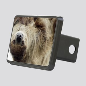 Sloth Rectangular Hitch Cover