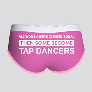 Tap dance designs Women's Boy Brief