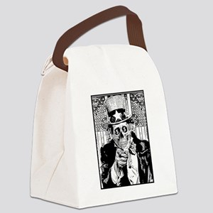 I Want You Canvas Lunch Bag