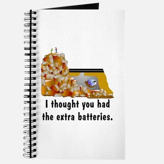 GPS Dead Battery Journal
