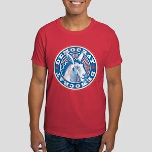 Vintage Democrat Dark T-Shirt