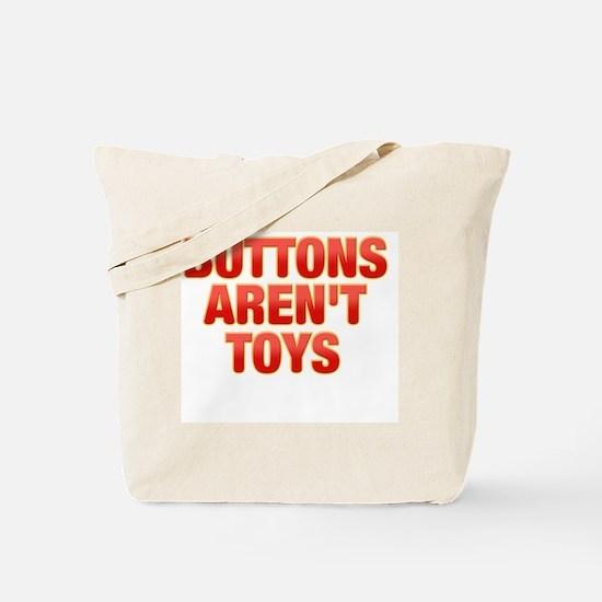 Trillian's Motto Tote Bag