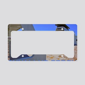 Puyallap Ferry 308 License Plate Holder