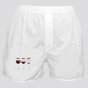 GOING, GOING, GONE?! Boxer Shorts