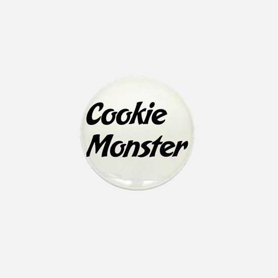 Cookie Monster Mini Button