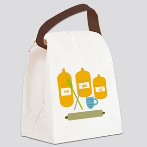 Baking Tools Canvas Lunch Bag