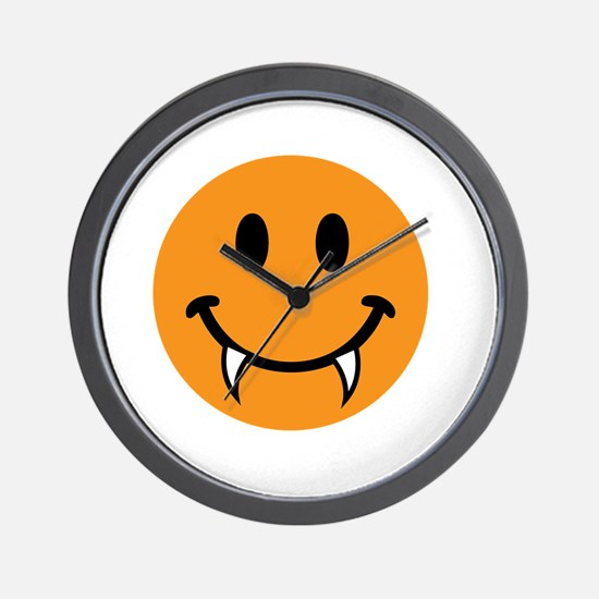 Have a Nice Day Halloween-01 white-01 Wall Clock