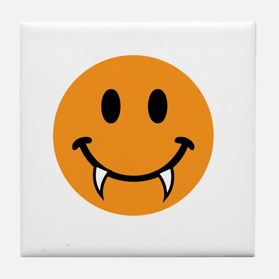 Have a Nice Day Halloween-01 white-01 Tile Coaster