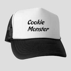 Cookie Monster Trucker Hat