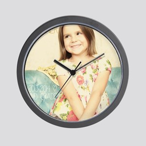 Anya Lesson Planner 2013-2014 Wall Clock