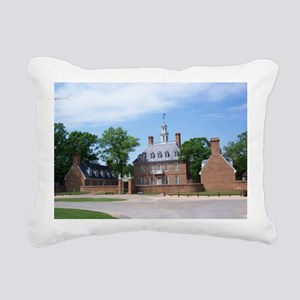 GOVORNORS PALACE COLONIA Rectangular Canvas Pillow