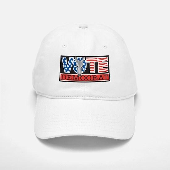 Vote Dem Donkey Baseball Baseball Cap