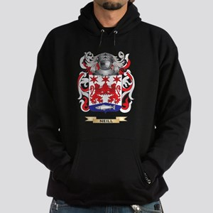 Neill Coat of Arms (Family Crest) Hoodie (dark)