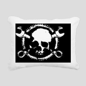wrench-gear-sk-BUT Rectangular Canvas Pillow