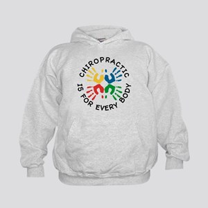 Chiro Is For Every Body Kids Hoodie