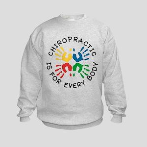 Chiro Is For Every Body Kids Sweatshirt
