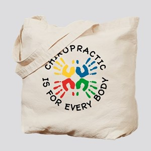 Chiro Is For Every Body Tote Bag