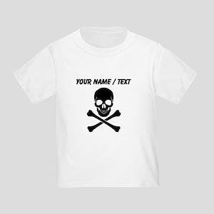 Custom Skull And Crossbones T-Shirt