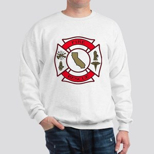 California Fire Rescue Sweatshirt