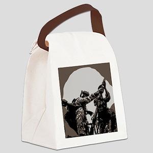 Ranger Mortar Team Canvas Lunch Bag