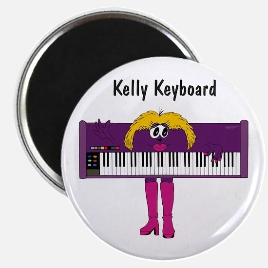 Kelly Keyboard Magnet