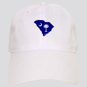 South Carolina Palmetto Cap