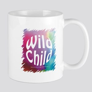 Wild Child Retro Sixties Mug