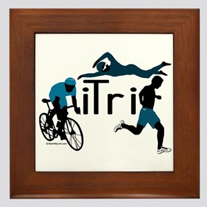 iTri Framed Tile