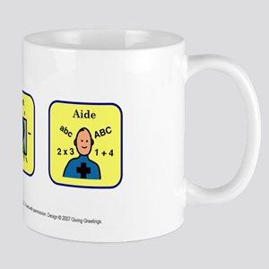 Teacher Aide Mug