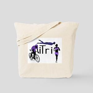 iTri Tote Bag