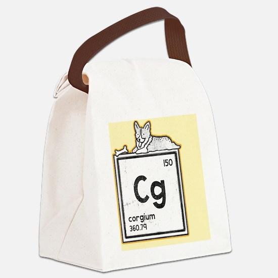 Corgium Canvas Lunch Bag