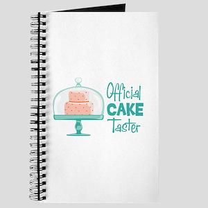 Official CAKE Taster Journal