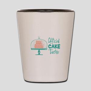 Official CAKE Taster Shot Glass