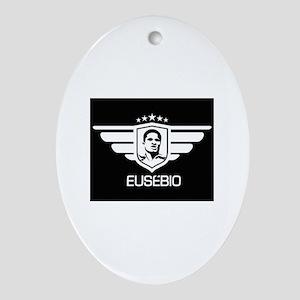 eusebio Ornament (Oval)