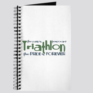Triathlon - The Pride is Forever Journal